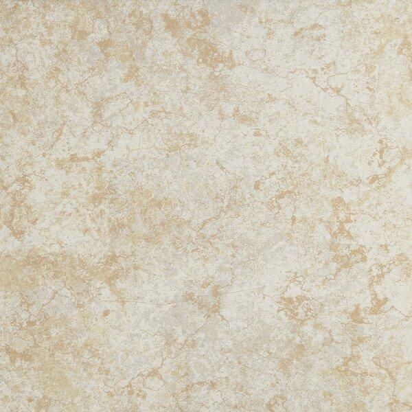18 x 18 Ceramic Field Tile in Cream by Itona Tile