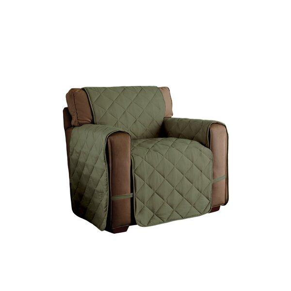 Duvig Box Cushion Armchair Slipcover By Red Barrel Studio