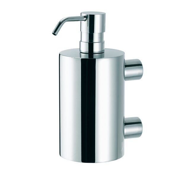 Tempo Wall Mounted Soap Dispenser by Empire Industries