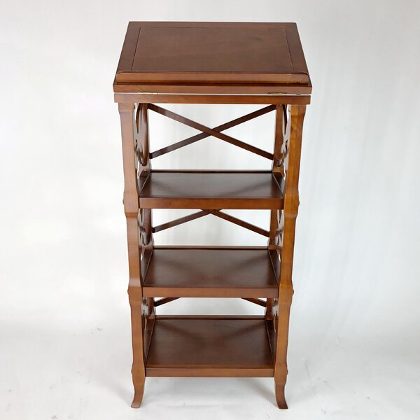 Brilliant Lon Podium Etagere Bookcase By Darby Home Co 2019 Sale On Andrewgaddart Wooden Chair Designs For Living Room Andrewgaddartcom