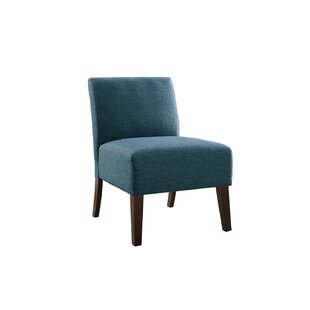Linen Fabric Parsons Chair | Wayfair