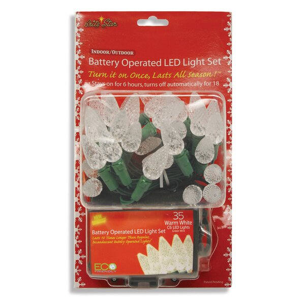 35 Light LED Lights by Brite Star