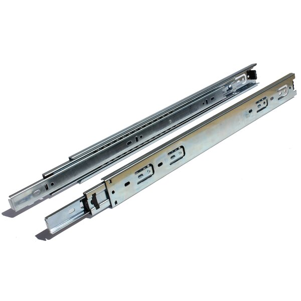 Full-Extension Ball-Bearing Side Mount Drawer Slide by GlideRite Hardware
