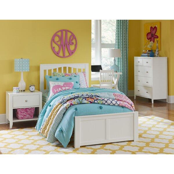 Gertz Twin 2 Piece Bedroom Set (Set of 2) by Harriet Bee
