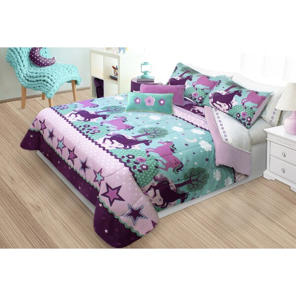 Aliza Comforter Set by Zoomie Kids