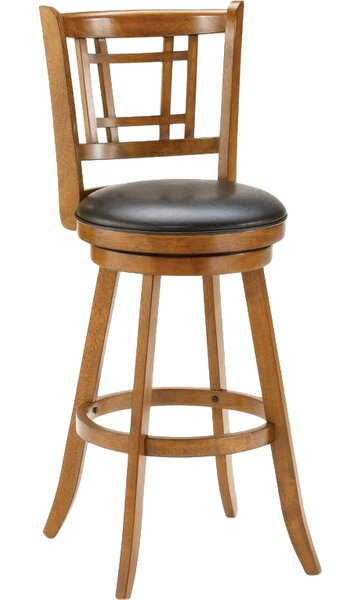 Mersin 30.5 Swivel Bar Stool by World Menagerie