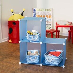 Modular Toy Storage Cube (Set of 3) & Modular Storage Cubes | Wayfair