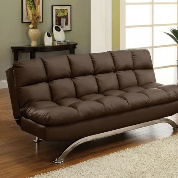 Victorine Transitional Convertible Sofa by Winston Porter