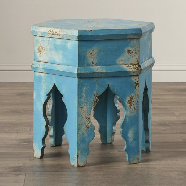 Gillis End Table By Bungalow Rose