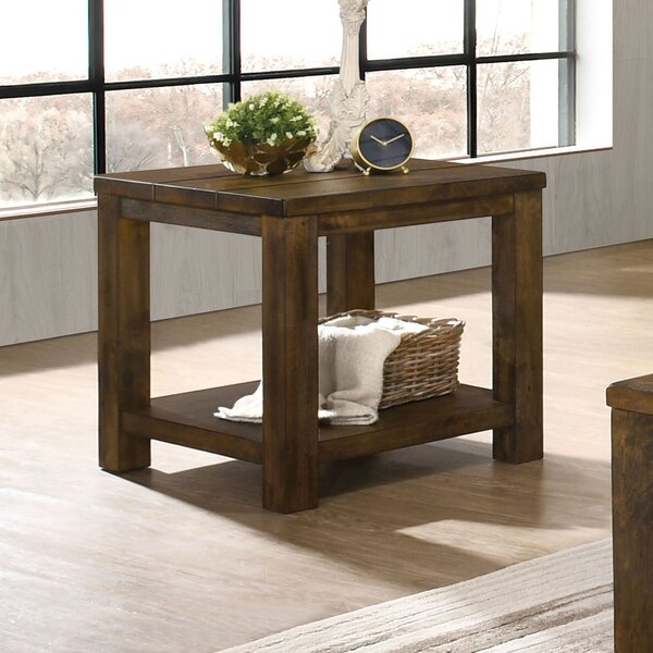 Bondurant End Table By Millwood Pines