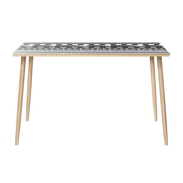 Hutcheson Dining Table by Bungalow Rose