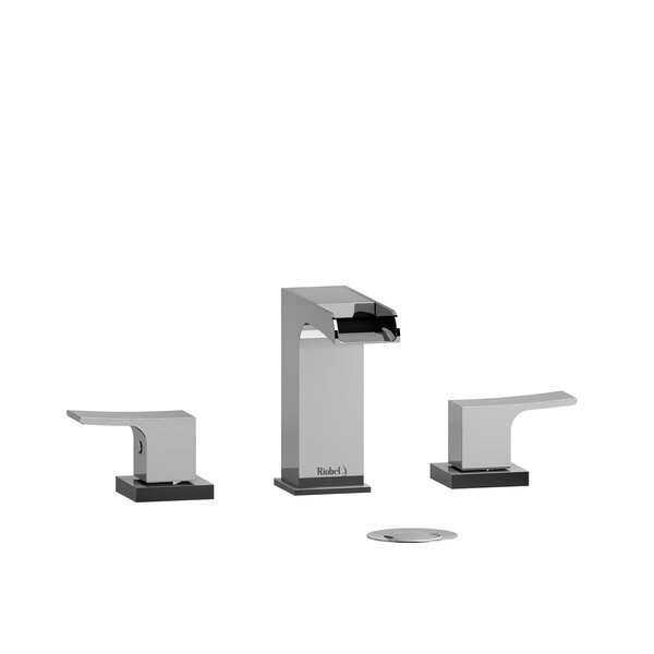 Zendo Widespread Bathroom Faucet With Drain Assembly By Riobel