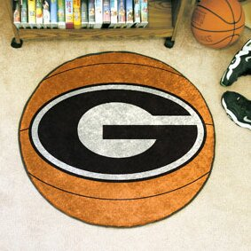NCAA University of Georgia Basketball Mat by FANMATS