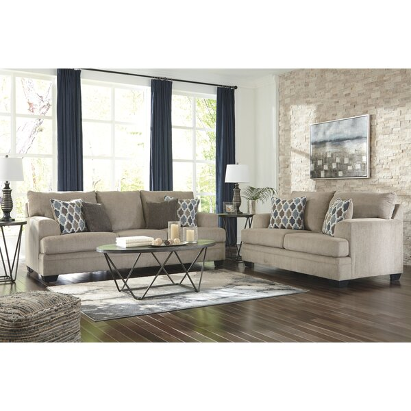 Robbyn Configurable Living Room Set by Latitude Run