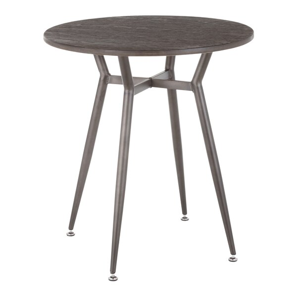 Canisteo Solid Wood Dining Table by George Oliver
