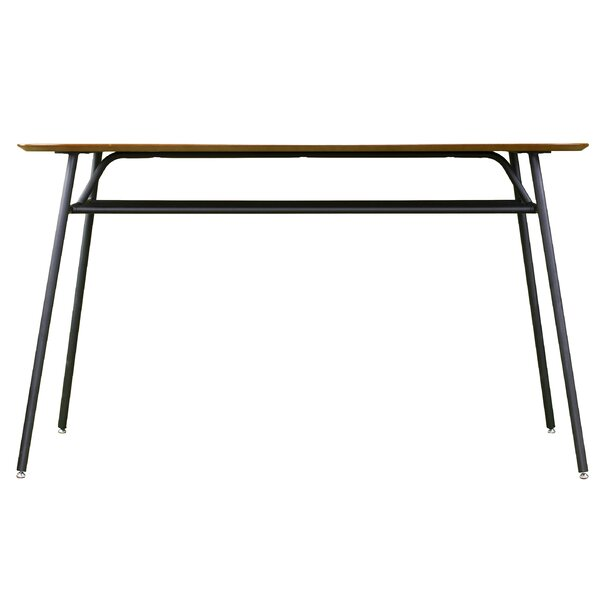 Mincey Midcentury Modern Dining Table by Wrought Studio