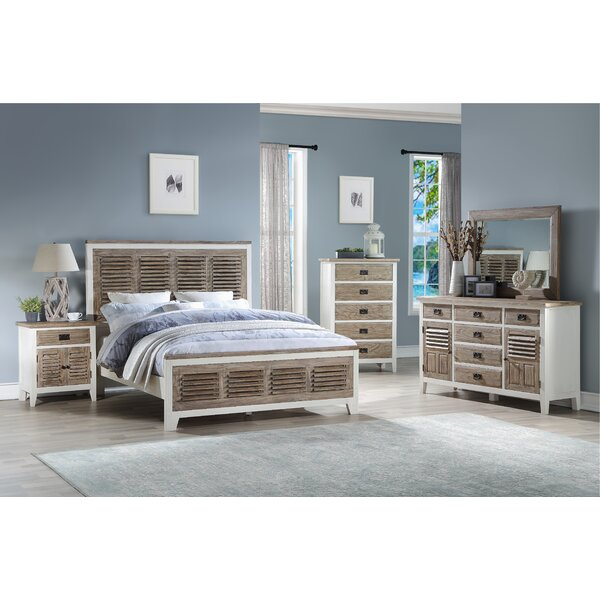 Matthews Standard Configurable Bedroom Set by Rosecliff Heights