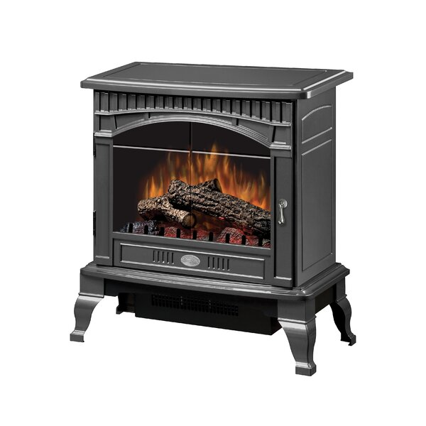 Lincoln Traditional Vent Free Electric Stove by Dimplex