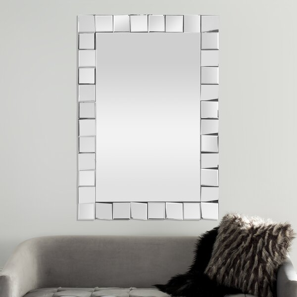 Lamkin Accent Mirror by Orren Ellis