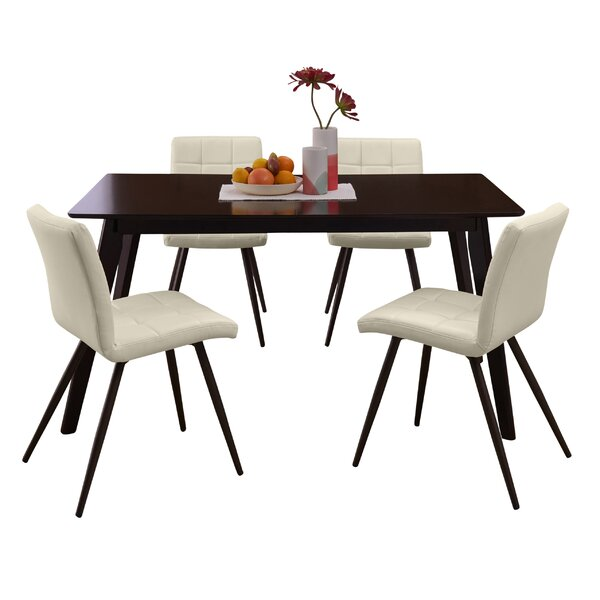 Mcewen 5 Piece Dining Set by Wrought Studio Wrought Studio