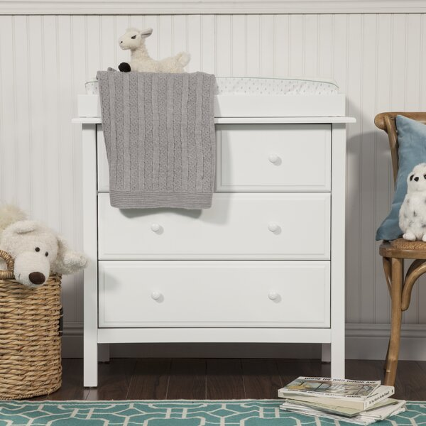 Autumn 4-Drawer Dresser by DaVinci