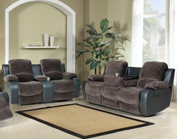 Santiago 2 Piece Living Room Set by Beverly Fine Furniture
