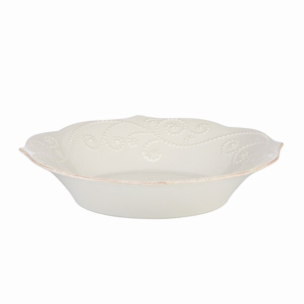 French Perle Individual Pasta Bowl (Set of 4) by Lenox