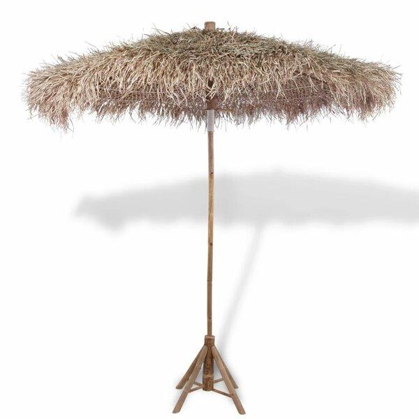 "Cushing 106.3"" Market Umbrella by Bay Isle Home"