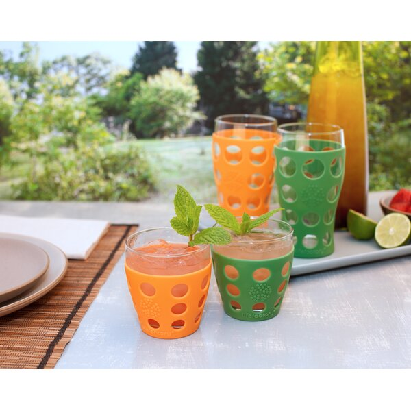 Everyday 20 oz. Juice Glass (Set of 4) by Lifefactory