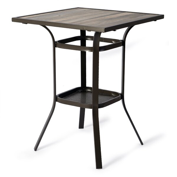 Fordland 3 Piece Bistro Set with Cushions by Williston Forge