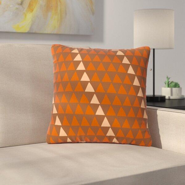 Matt Eklund Overload Autumn Outdoor Throw Pillow by East Urban Home