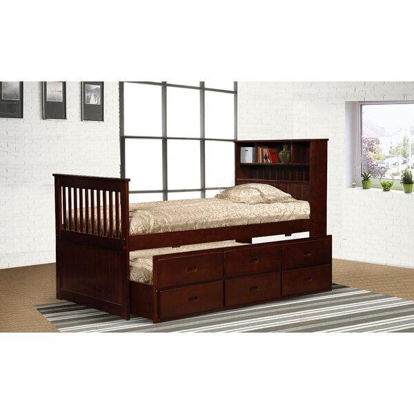 Warner Twin Bed by Harriet Bee