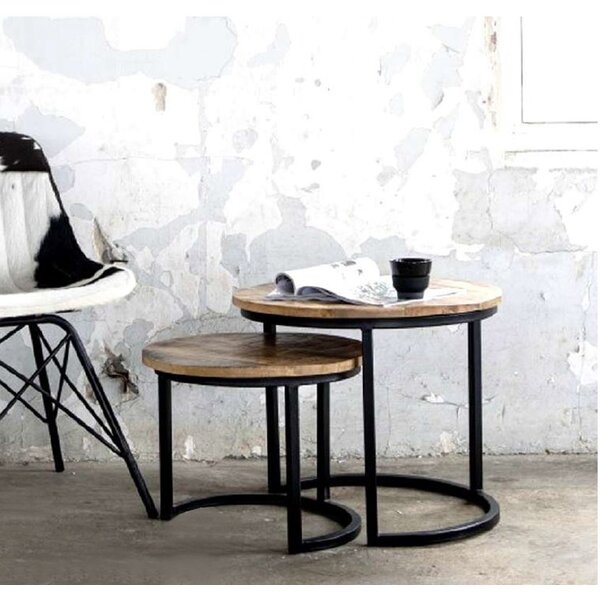 Crossville 2 Piece Nesting Tables by Foundry Select