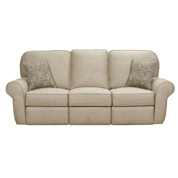 New Chic Shaunta Reclining Sofa by Red Barrel Studio by Red Barrel Studio