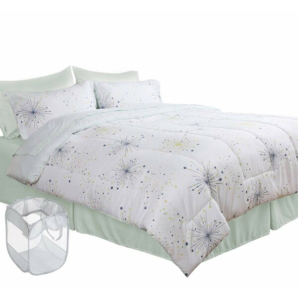 Sidmouth Comforter Set by Ebern Designs
