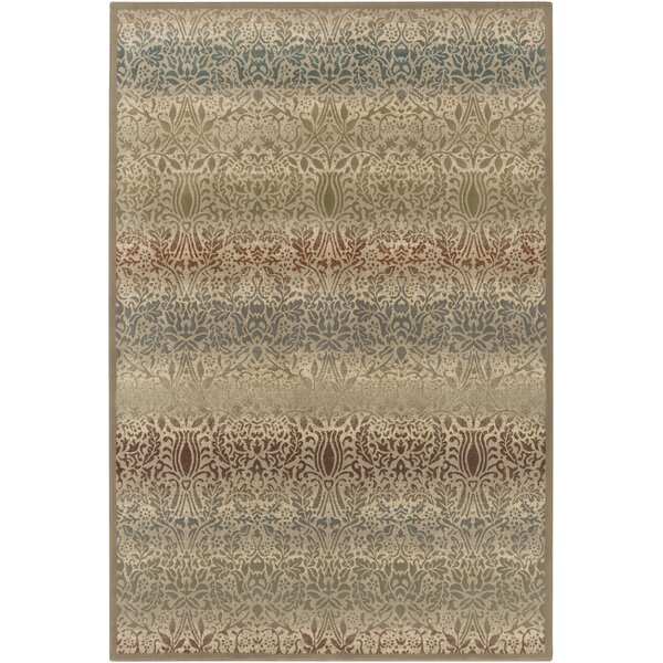 Argentine Mocha Area Rug by Bungalow Rose