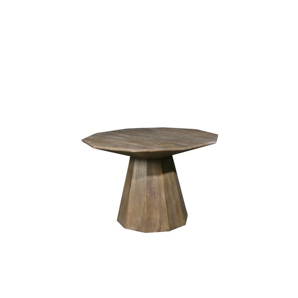 Audrina Solid Wood Dining Table by Studio Home Furnishings