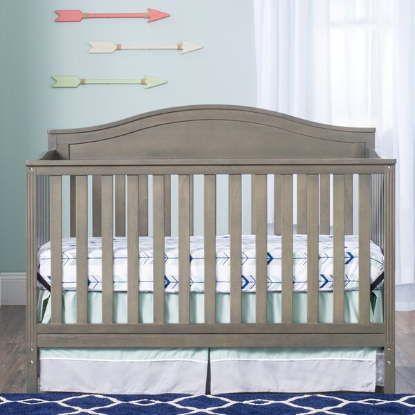 Sidney 4-in-1 Convertible Crib by Child Craft