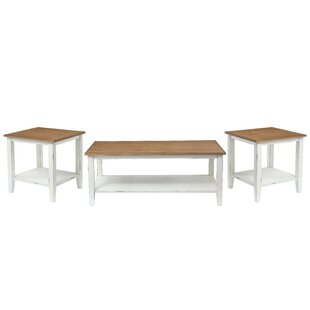 Purchase Funkhouser 3 Piece Coffee Table Set by August Grove