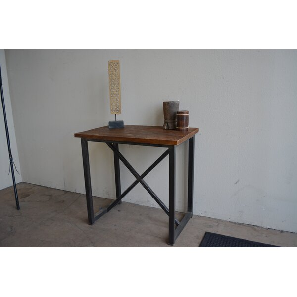 Bryana End Table by Union Rustic