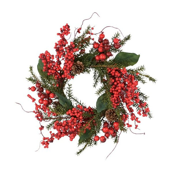 Cedar Berry Wreath by Fantastic Craft