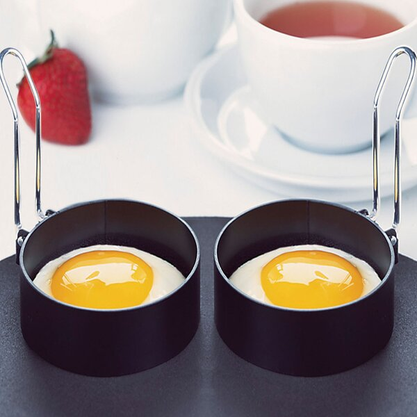 Round Egg Ring (Set of 2) by Amco Houseworks