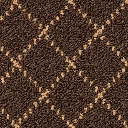 Trellis Brown Area Rug by Goods of the Woods