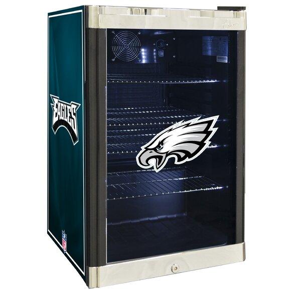 NFL 4.6 cu. ft. Beverage center by Glaros