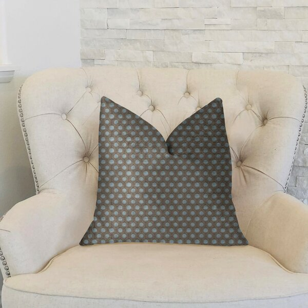 Causey Luxury Throw Pillow by Longshore Tides