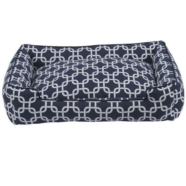 Marine Lounge Dog Bed by Jax & Bones