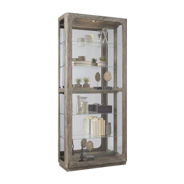 Caitlynn Curio Cabinet by Gracie Oaks
