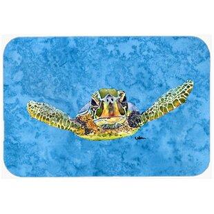 Read Reviews Koda Turtle Glass Cutting Board ByZoomie Kids
