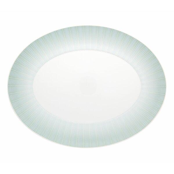 Venezia Oval Platter by Vista Alegre
