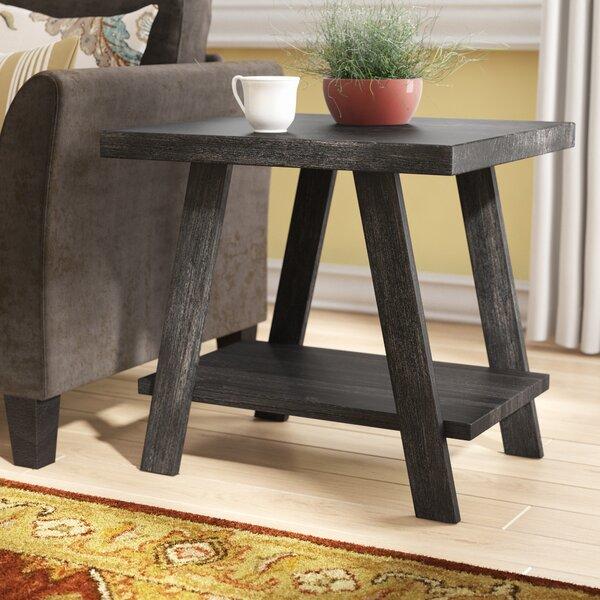 Filipek End Table By Winston Porter